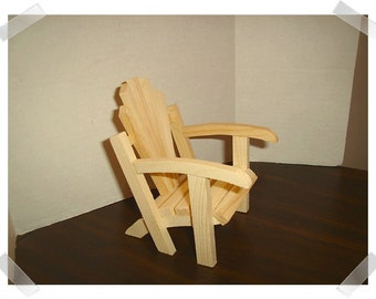 Adirondack Chair Etsy