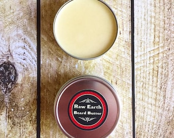 Beard Butter, Beard Balm, Men's Grooming, Shaving Kits, Beard Care, Gifts for Dad, Chemical Free Beard Butter, All Natural, Toiletry Bag