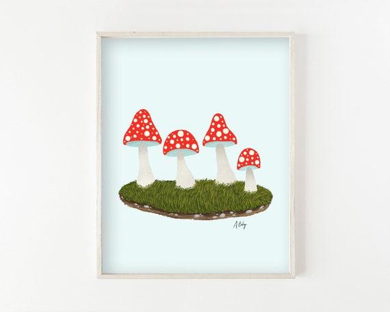 """The Forest Floor"" - fine art print"