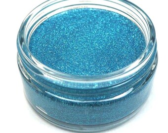 Creative Expressions Cosmic Shimmer Glitter Kiss Sky Blue