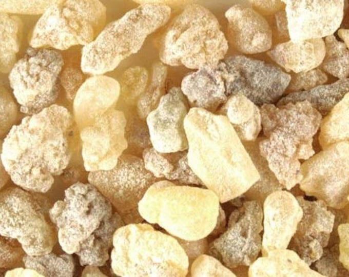 Boswellia Serrata, Frankincense - Wildcrafted From Pakistan