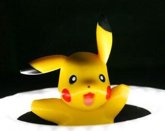 Hallo... - Pikachu fotografieren - verschiedene Größen