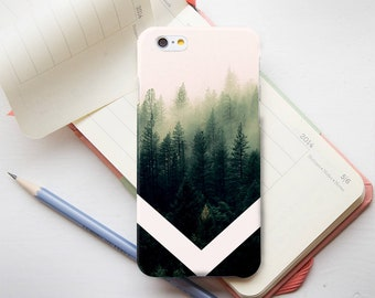 Forest iPhone 8 Case Green Phone Case for iPhone 7 Plus Case iPhone X Case 7 iPhone Case 6s iPhone 8 Plus Case Plastic Cover Samsung PP1092
