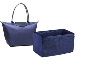 For Longchamp tote bag purse insert organizer bag insert with Ipad place ,bag shaper /EXPRESS SHIPPING