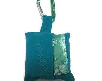 Poop bag holder - wastebag holder for dog leash