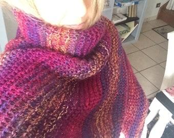 Bohemian shawl-shawl