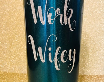 Personalized Drink Tumbler
