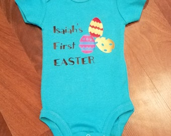 Easter bodysuit, My first Easter, Baby's first Easter, easter 2018