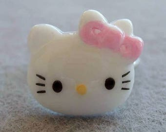 "Child ""Hello Kitty"" ring"