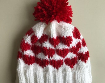 The Valentine Hat