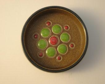 Vintage Hornsea Bowl - 60s Vintage Ceramic - John Clappison Bowl - Mother's Day Gift - Gift Her Him - 60s Ceramic Dish - Hornsea Pottery