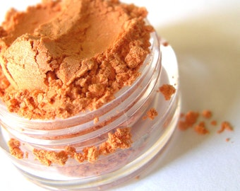Mineral Makeup Eyeshadow - ICED PAPAYA