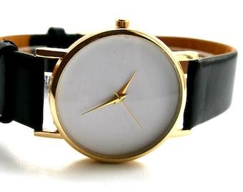 Women's Watch | Leather Watch | Birthday Gift | White Watch | women watches | womens watches | women wrist watch | women's accessories