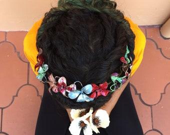 Spring Blossom - Floral Headband