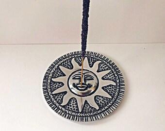 Sun Incense Holder