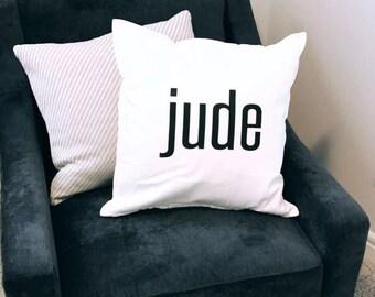 Personalized pillow, name pillow, custom pillow, Milestone Pillow ,Milestone Bedding, Baby Monthly Milestones, Milestone blanket, baby