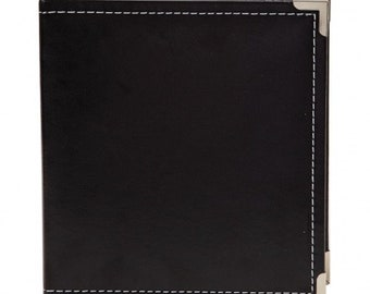 "096-6x8 ""Simple Stories album-Black"