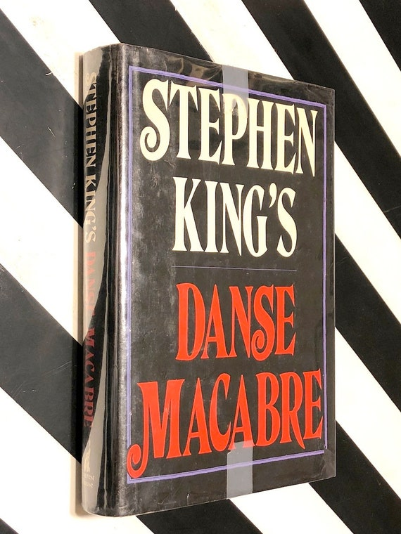 Stephen King's Danse Macabre (1981) first edition book