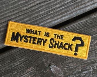 Mystery Shack Patch