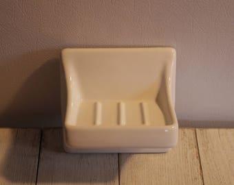Authentic Retro Ceramic Soap Dish