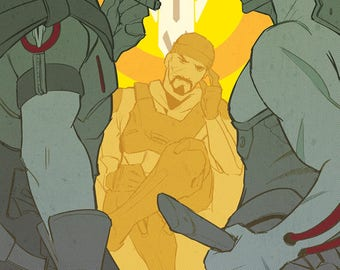 Blackwatch Print