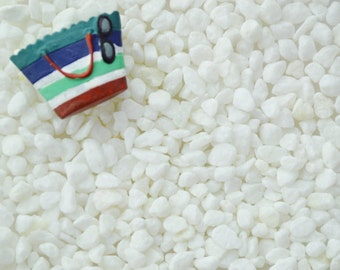 Bag of Pebbles - May be Used in Water - 6 oz bag ~ For small terrariums - DIY - Build-a-Terrarium ~ For Aquatic or Air Plant Terrariums