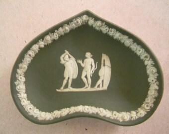 Vintage Wedgwood Jasperware Dish