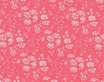 Liberty of London Tana Lawn Capel in Pink -- 1/4 Yard