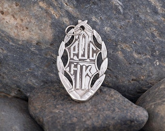 Silverware Pendant SP100