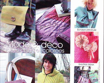 sewing and embroidery, number 14, 4th quarter 2006 magazine