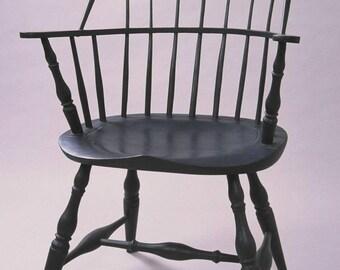Boston Sack Back windsor chair