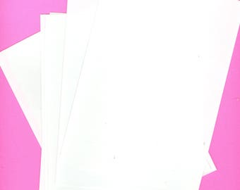 """50 Pages 8.25"""" x 10.75"""" for making sticker albums!  2 sided, re-usable"""