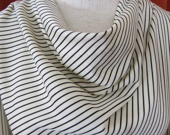 Vintage Cowl Neck 70's Dress