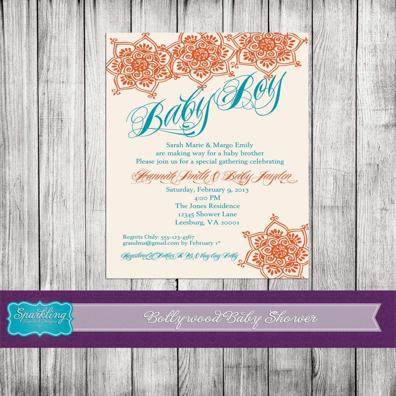 Perfect Middle Eastern Wedding Invitations Embellishment ...