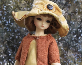 """haRMony Debut Fashion by Robbin Atwell & Monica Cooper """"Antique Helianthus"""""""