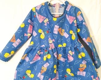 Hey Arnold Birthday Party Dress