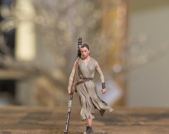 Rey Star Wars The force Awakens Ornament