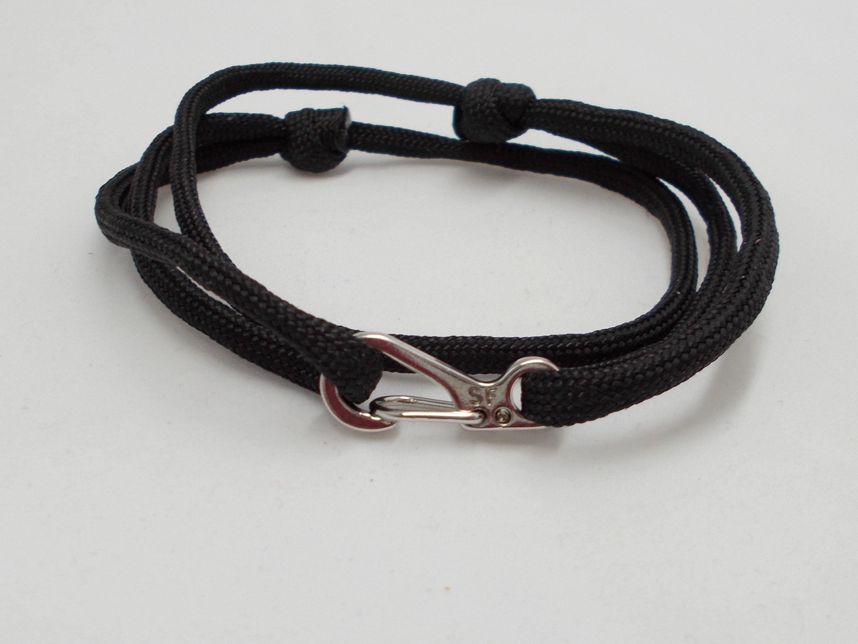 thin bar paracord line pinterest microcord pin bracelet and bracelets solomon