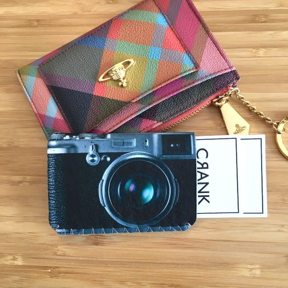 Camera bus pass holderbusiness card case oyster card holder like this item colourmoves Choice Image