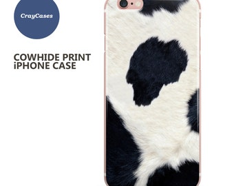 Cowhide iphone 6s case, iphone 8 case, Cowhide iPhone 6s Plus Case, Cowhide iPhone 7 Case, Cowhide iPhone 6 Plus Case (Shipped From UK)