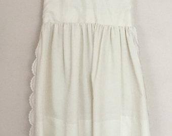 Vintage 60's Wedding Mini Dress