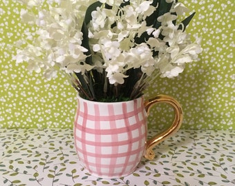 Lily of the Valley Coffee Cup