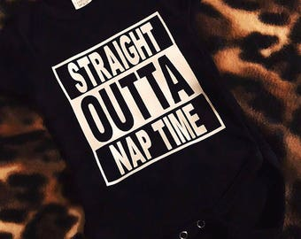 Straight Outta Nap Time