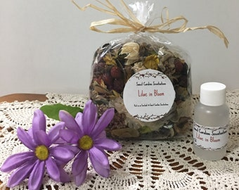 Potpourri / Scented Potpourri / Floral Potpourri / Lilac Fragrance / Birthday Gifts / Home Fragrance / Mother's Day Gifts