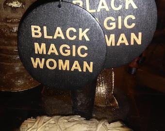 Black Magic Woman earrings