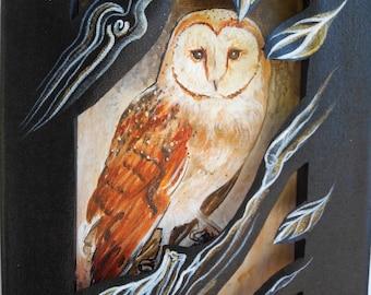 """""""Art, unique,"""" OWL """"."""