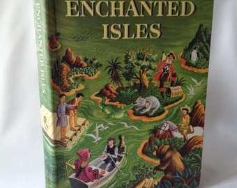 Book: Enchanted Isles