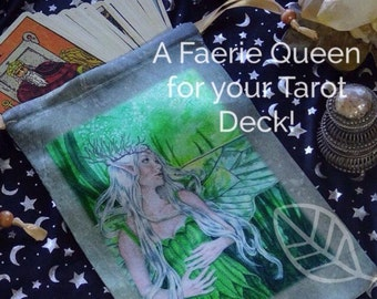 Titania, Faerie Queen Tarot Bag