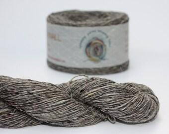 Spinning Yarns Weaving Tales - Tirchonaill 521 Grey 100% Merino 4ply