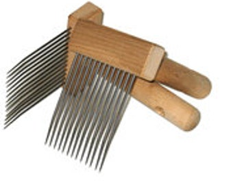 1 Row Fine Mini Combs